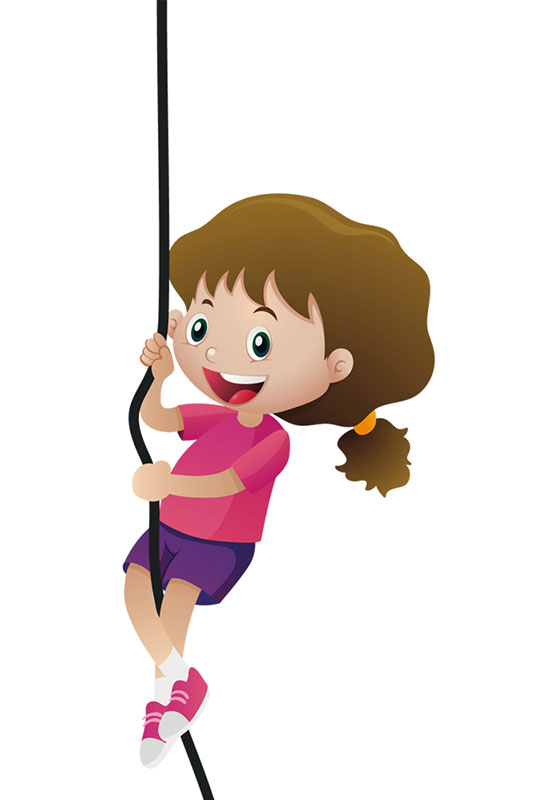 Girl-Climbing-Rope-Illustration2