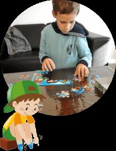 FUNdamentals OT assist children with Austism spectrum disorder or Asperger's syndrome